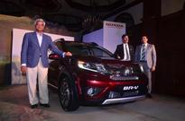 Kolkata: Honda launches dual variants of its new compact SUV BR-V