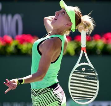 Indian Wells: Vesnina upsets Kerber to meet Venus in quarters