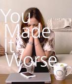 MASTER HAROLD AND THE BOYS Star Noah Robbins Appears on New Web Series YOU MADE IT WORSE