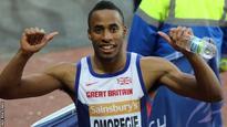 David Omoregie 'capable' of winning Commonwealth gold - Colin Jackson