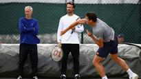 Milos Raonic says bye, bye to coach Carlos Moya after excellent year