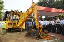 Mumbai launches metro Line 3 construction