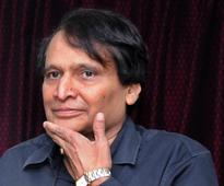 Prabhu to flag off India Bangladesh railway project on July 31
