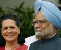 Committed to food security law: UPA
