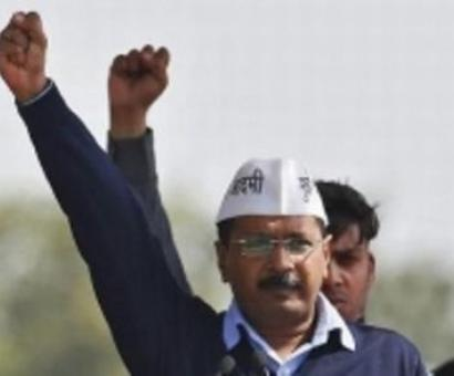 Dalit MPs should quit BJP: Kejriwal