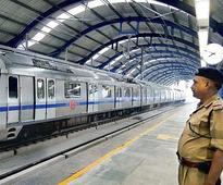 Delhi Police proposal of beefing up security at Metro stations rejected