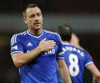Injury keeps Terry out for three weeks, as Tottenham battles Chelsea