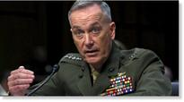 Joint Chiefs chairman making unexpected visit to Turkey amid accusations US is behind failed coup
