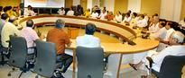 Odisha CM Naveen Patnaik meets members of civil society, Political parties over Mahanadi issue