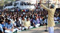 Bhojshala row: Satyagrah organised outside temple