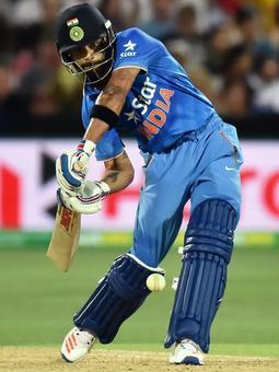 Number crunching: Records galore for Kohli in 1st Twenty20I at Adelaide