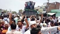 Pitch for new districts grows as villagers block traffic, observe bandh