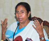 Mamata inspects Biswa Bangla Biswavidyalaya site