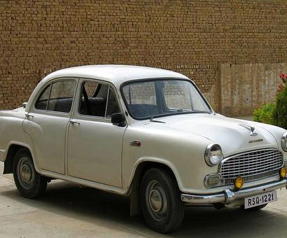 India's iconic Ambassador brand sold to Peugot for Rs 80 crore
