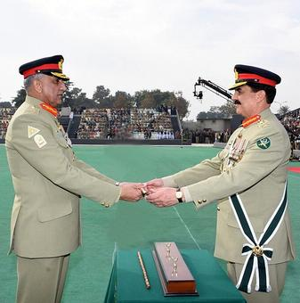 New Pak army chief takes charge; says condition at LoC will improve soon