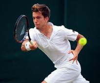 Aljaz Bedene through to French Open second round