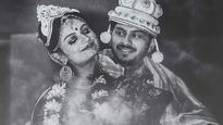Pictures from Dimpy Ganguly's wedding album will give you serious #weddinggoals!