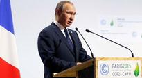 Putin claims Russia over-fulfilled Kyoto Protocol, 'slowing down global warming for a year'