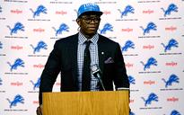 Lions sign first-round pick DE Ansah to contract