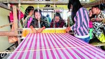 Sualkuchi silk looks for room at Taj Vivanta