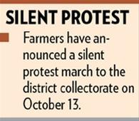 Farmers oppose Purandar airport proj