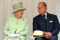 Queen Elizabeth's husband Prince Philip, 96, in hospital