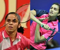 Saina cruises into quarters, Sindhu crashes out in ABC