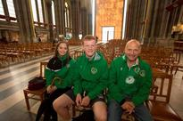 Green Army keeps faith as fans pray in cathedral for a victory