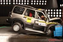 Mahindra Scorpio, Maruti Eeco fail in Global NCAP crash tests  Videos
