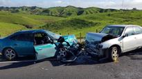 Boy, 8, airlifted to hospital as carload of five injured in Waikato crash