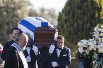 State funeral held for Greece's slain ambassador to Brazil