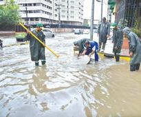 Double-edged sword: Downpour inundates parts of City
