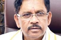 Parameshwara unhappy with Kempaiah role