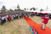 Maasai leaders Tunai, Ntutu reconciled as Uhuru praises Ntimama