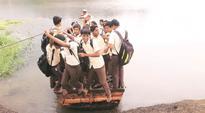 Where is achche din, Pune district kids ask PM Modi
