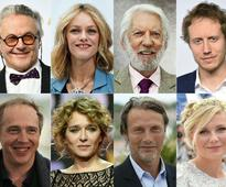 Dunst and Paradis on Cannes film festival jury