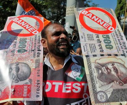 New York Times flays demonetisation, says it was 'atrociously planned, executed'