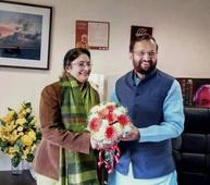 Javadekar in Manipur to finalize BJP tickets for upcoming polls