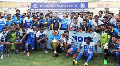 Former champs Dempo SC pull out of I-League