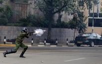 Man dies in Kenyan poll unrest