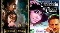 How 'Mughal-e-Azam' and 'Chaudhvin Ka Chand' brought poetry to Hindi films