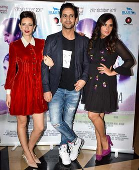 PIX: Richa, Kalki watch Jia Aur Jia