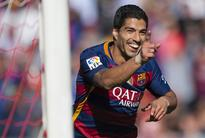 Suarez leaves Messi, Ronaldo in shadow