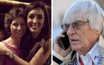 Kidnappers threatened to behead Bernie Ecclestone's mother-in-law