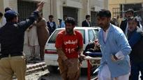 Officials: Eid day suicide attack injures 4 in Pakistan