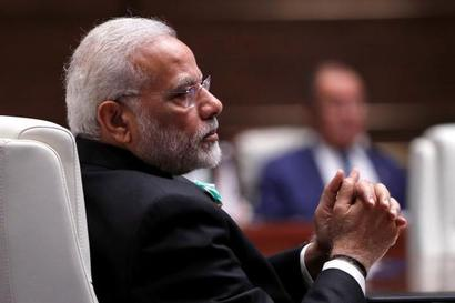 Modi pitches for BRICS credit rating agency