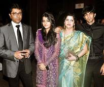 At a glance: Raj Thackeray and his family