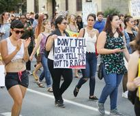 U of O ladies turn heads at SlutWalk with empowering message