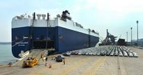 Guangzhou Port to develop new auto terminal