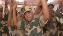 India vs Pakistan: BSF jawans send best wishes to Kohli & Company
